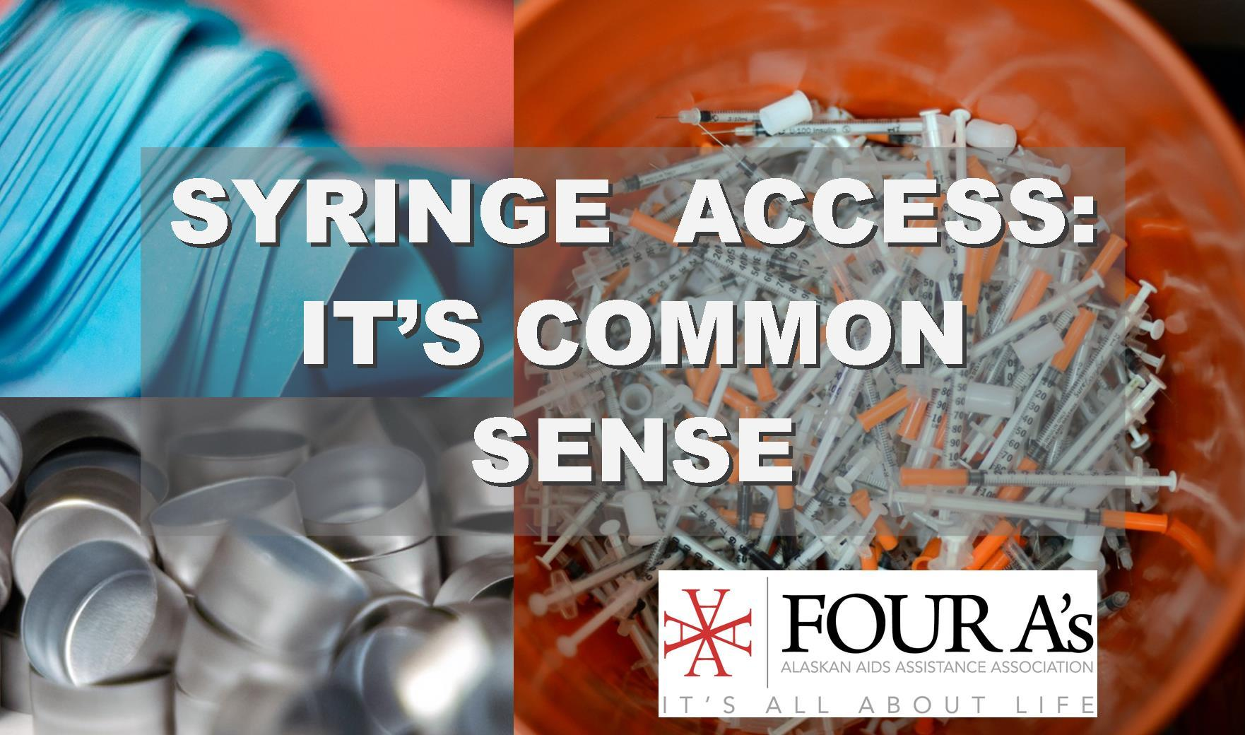 syringe access